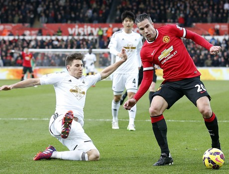 Swansea City v Manchester United: five things we learnt