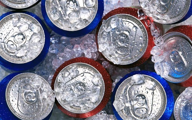 Fizzy drinks can change your brain, warn scientists