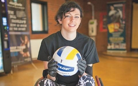 Wheelchair rugby gave my life purpose after a car crash