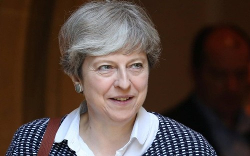 New poll puts Labour ahead of Conservatives - but Theresa May still backed to deliver Brexit