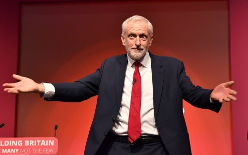 Corbyn could soon be PM, if he keeps it together and plays a clever game of strategy