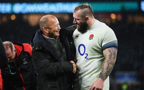 Return of Joe Marler and Danny Cipriani to the England squad proves 'the door is never closed'