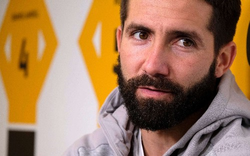 Joao Moutinho says Wolves determined to make a big statement ahead of first European knockout game in almost 50 years