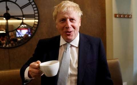 Boris won because of his personality and his agenda. He mustn't compromise on either