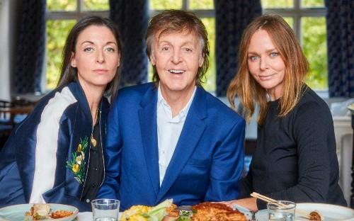 Meat-free is the new rock 'n' roll: Sir Paul McCartney on Linda's vegetarian legacy