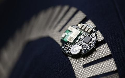 The 'smart' clothing that could help stop your phone battery from dying and thwart hackers