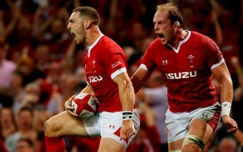 Warren Gatland hails Wales' 'cojones' and warns England if they meet again in World Cup 'it will be a hell of a battle'