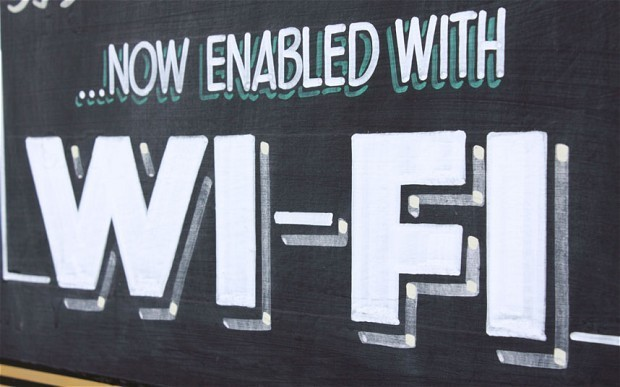 WiFi airwave space could run out by 2020