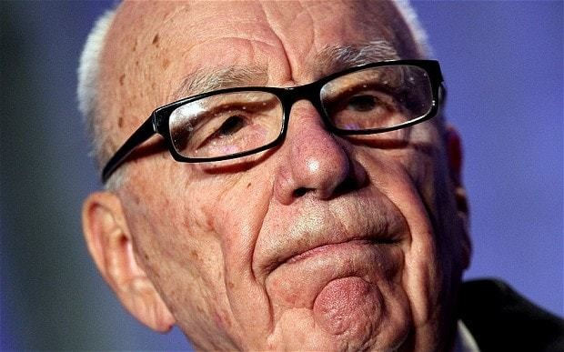 Rupert Murdoch's media empire 'should face US charges'