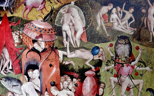 Where did Hieronymus Bosch's bizarre visions come from?