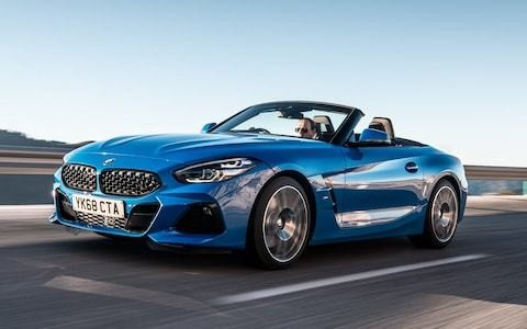 BMW Z4 20i review: why this cheapest, least powerful sports car is the best