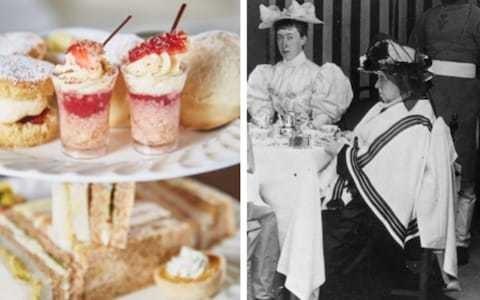 Was Queen Victoria the original foodie?