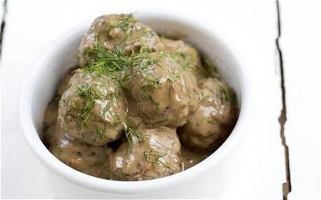 Speedy weeknight suppers: Swedish meatballs