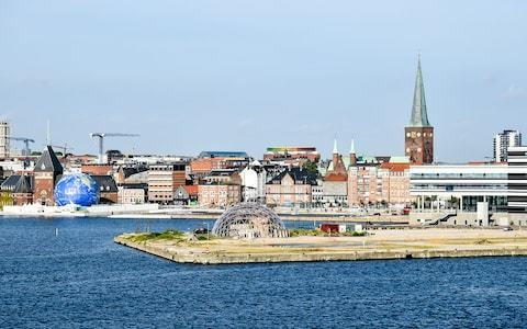 An energetic university city with a strong cultural heart - an expert guide to Aarhus