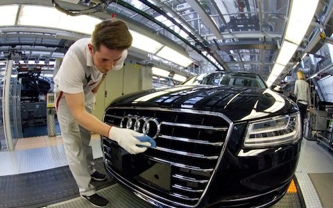 Another factory slump sparks German industrial recession fears