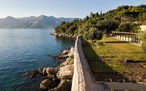 Welcome to Lopud, the magical Croatian island where a perfectly restored ancient monastery houses priceless works of art