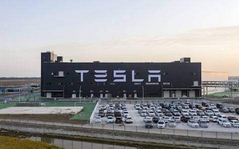Why Elon Musk picked Germany not the UK for Tesla's Europe gigafactory
