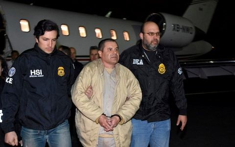 Will the US ever get its hands on 'El Chapo's' billions?