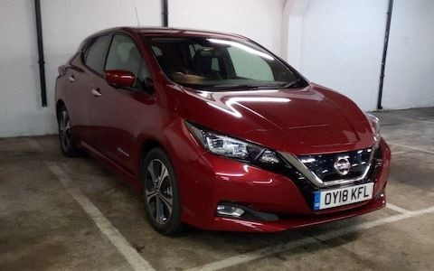 Life with a Leaf – Nissan's electric 40kWh hatchback on long-term test