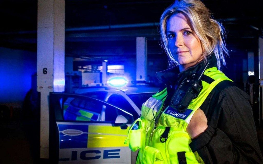 Penny Lancaster has signed up to join the City of London Police as a special constable