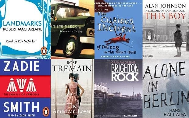 20 best audiobooks of all time