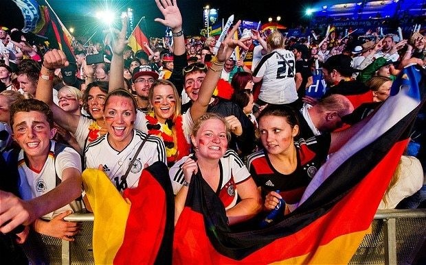 World Cup 2014: One lucky punter predicted Germany's 7-1 thrashing of Brazil at odds of 500/1