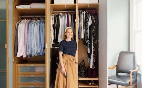 How a £176 wardrobe saved my marriage