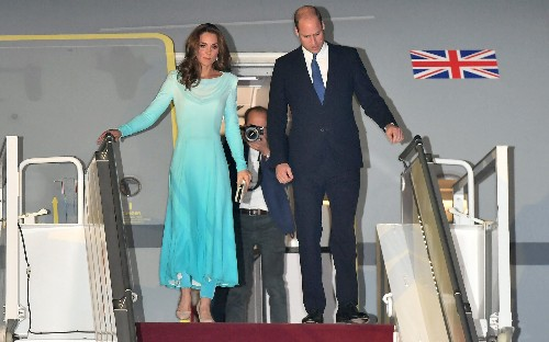 Duke and Duchess of Cambridge tour Pakistan, in pictures