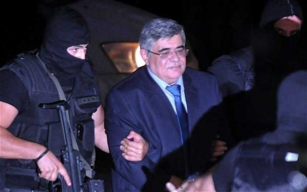 Leader of Golden Dawn remanded in custody