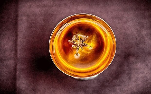 Cocktail of the week: Fig and Mandarin Martini