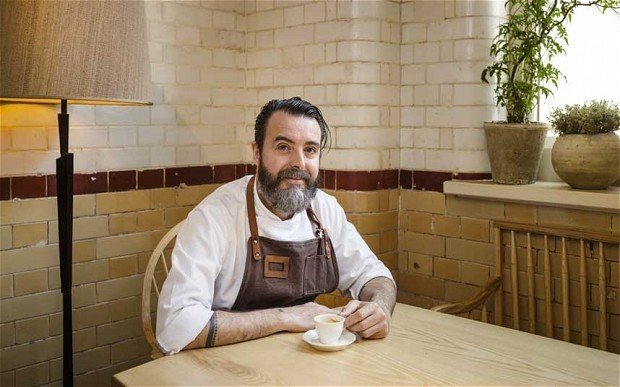 Exclusive recipes from Chiltern Firehouse
