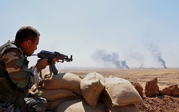 US investigate claims Islamic State used chemical weapons