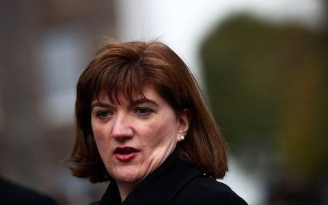 Nicky Morgan had to install panic alarm and was unable to go out alone after threats from online troll, court hears