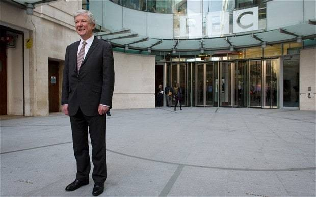 Director general says BBC must cut red tape and learn from Apple