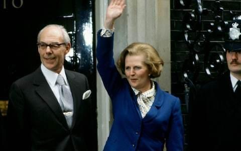 Britain 'became happier' after Margaret Thatcher became Prime Minister