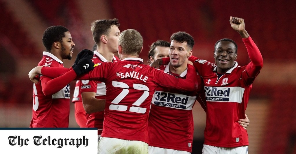 Wayne Rooney's Derby taught harsh lesson by Middlesborough as Steve McClaren watches on