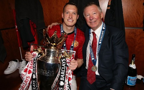 Sir Alex Ferguson: Phil Jones pays emotional tribute as former Manchester United manager remains in intensive care