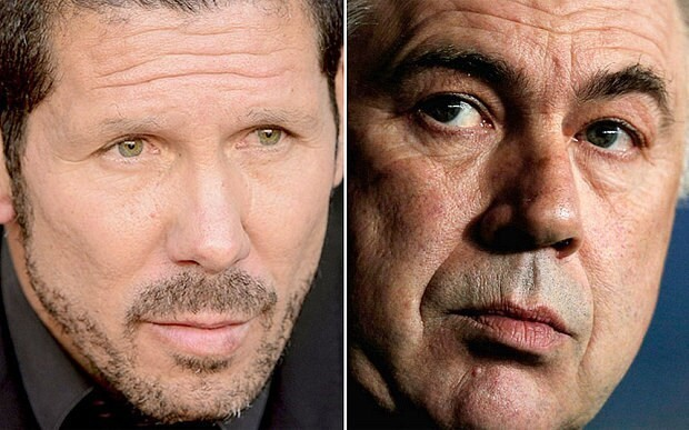 Atletico Madrid v Real Madrid preview: Diego Simeone the biggest thorn in Carlo Ancelotti's side