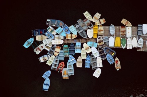 In pictures: Aerial Perspectives by photographer Alex MacLean  - Telegraph