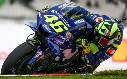 Valentino Rossi: the definition of a motorcycling great
