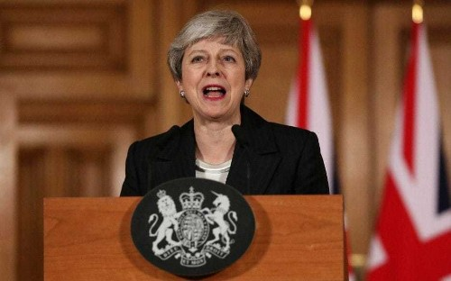 We won't fall for No 10's bungled attempt to airbrush Theresa May's legacy