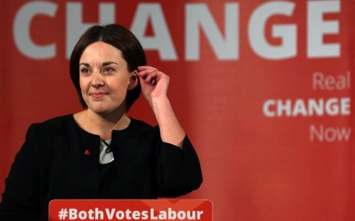 Kezia Dugdale attacks Ruth Davidson and declares she is a 'proud' Unionist