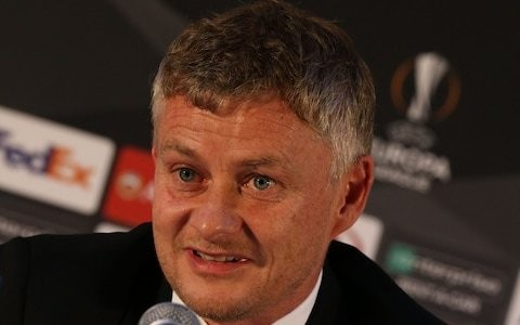 Ole Gunnar Solskjaer's men hoping to do their talking on the field amid racism worries