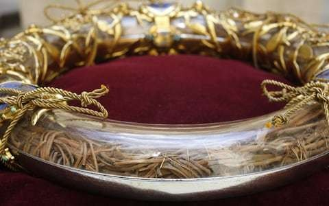 Sacred Mysteries: A French king's ransom for the crown of thorns