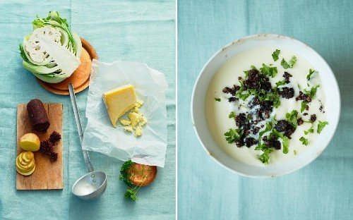 Home-made soups for mid-week dinners