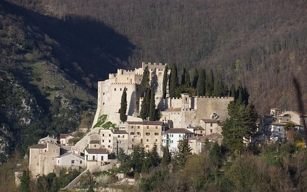 Rebirth of 1,000-year-old castle in Italy that once hosted Salvador Dali