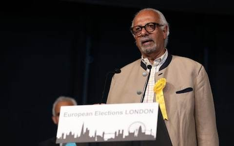 London European election results see Liberal Democrats defeat Labour