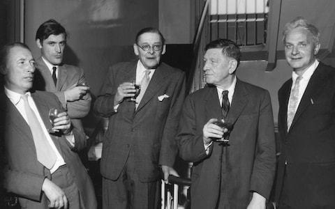 Poets, plotting and Paddington Bear: how Faber revolutionised British literature