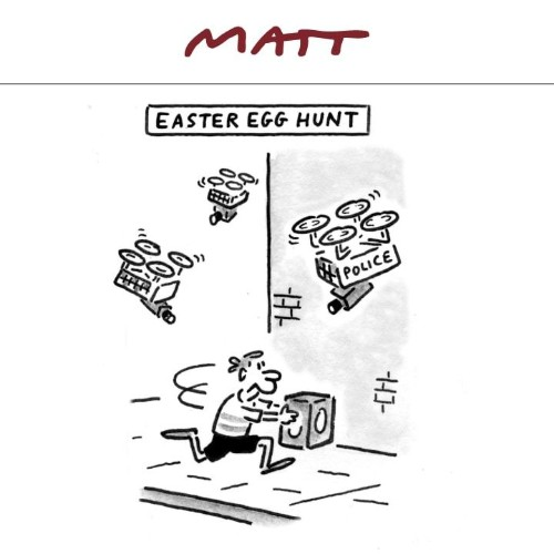 Matt cartoons – April 2020