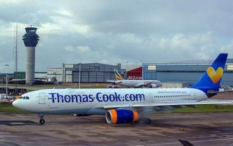 Thomas Cook and RBS play blame game amid struggle for survival